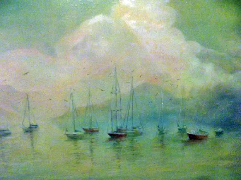 Пятничные художественные смотрины ч. 6: о море, море!