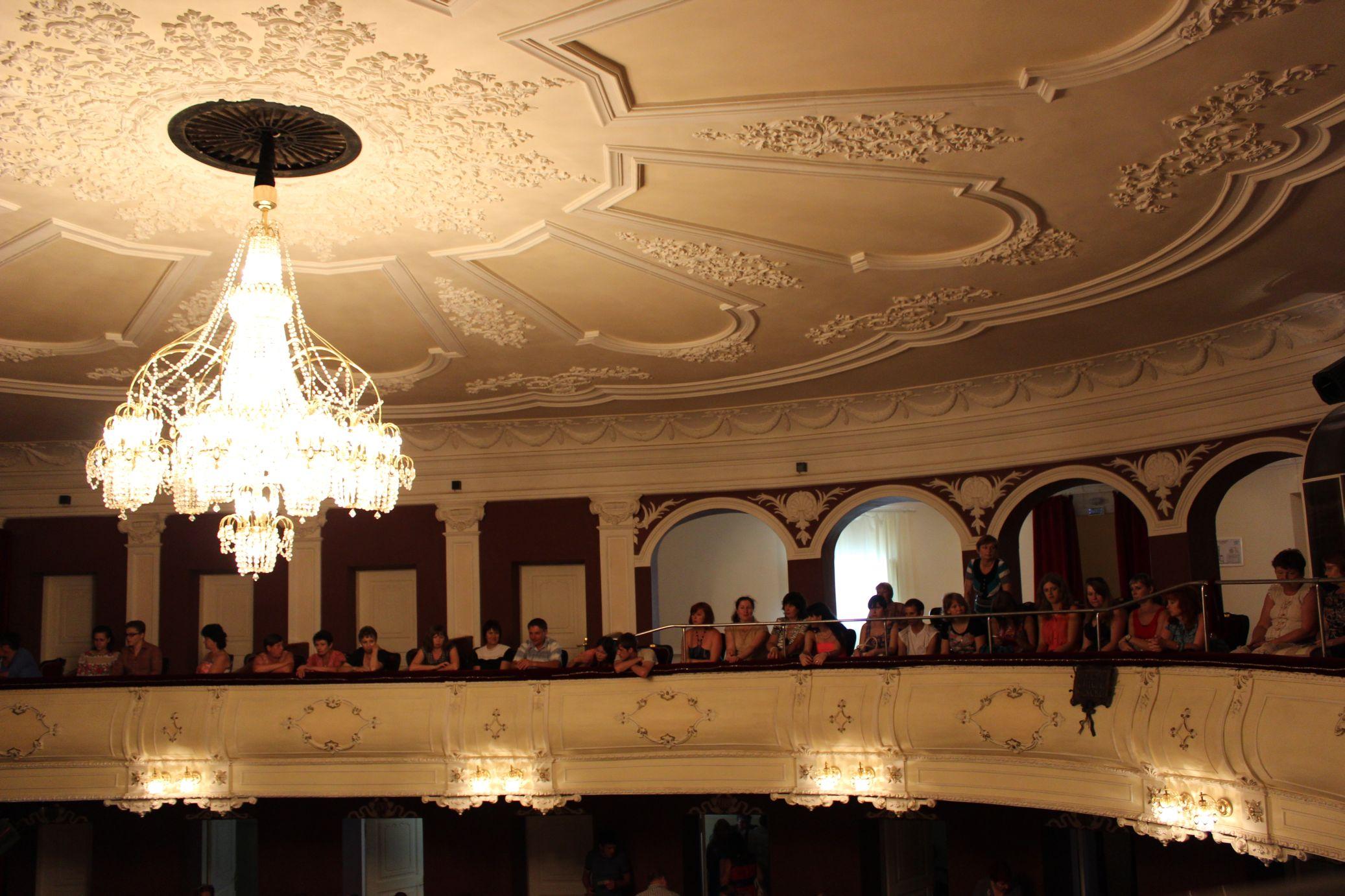 Весь мир театр? Или только театр — театр?